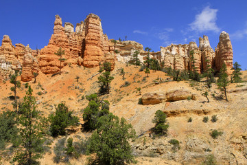 tropic Ditch Falls, Bryce Canyon