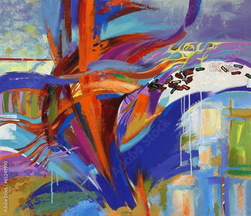 Fototapeta The Art of abstraction