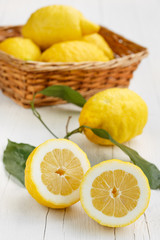 Lemons from Sorrento, Amalfi coast