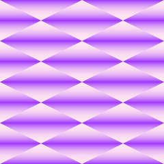 Geometric seamless pattern of rhombus