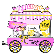 Lemonade tour