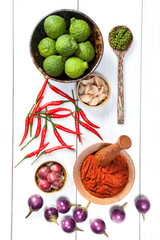 Thai Cooking Ingredients