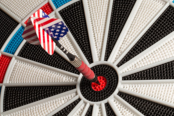 Bullseye - US Flag Tail