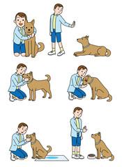 ペット 犬のしつけ