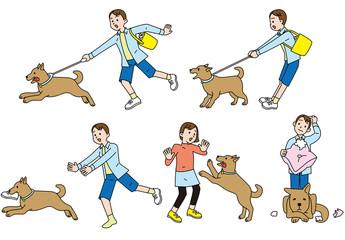ペット 犬の問題行動