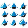 Raindrop Icons