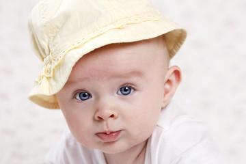 Innocent little baby