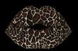 Giraffe I Kiss