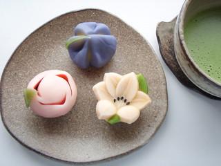 夏の和菓子  WAGASHI