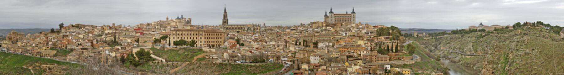 Panorama Toledo
