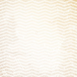 Retro Paper Background Zig Zag Beige