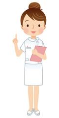 女性 看護師 ナース