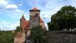 Nuremberg Castle, Bavaria, Germany (POV1)