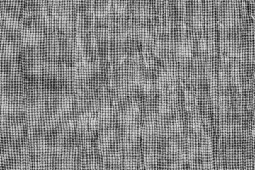 texture of vertically crumpled knitted fabric