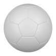 canvas print picture - football soccer ball