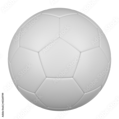 canvas print picture football soccer ball