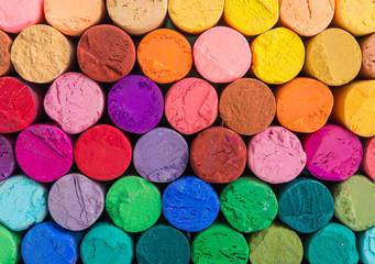 Pastellkreiden-Hintergrund