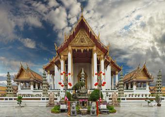 Sutat Temple, Bangkok of Thailand