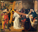 Antwerp - Jesus meets the women of Jerusalem