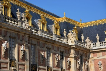Detail of Versailles
