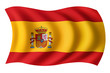 Obrazy na płótnie, fototapety, zdjęcia, fotoobrazy drukowane : Spain flag - Spanish flag