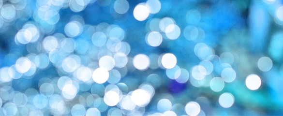 defocused abstract golden lights background