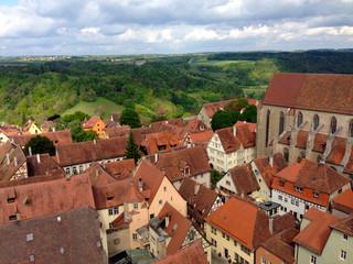 Rothenburg,Rotenburg in Germany(ローテンブルク/ドイツ/観光地)
