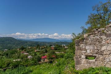 View over Gelati