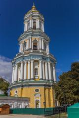 Belfry of the Pechersk Lavra in Kiev