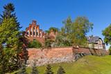 Sztum castle (1335) of Teutonic Order, Poland