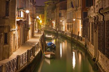 Venice - Look to Rio Martin canal
