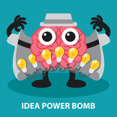 IDEA POWER BOMB