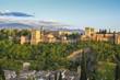 Leinwanddruck Bild - Alhambra 3