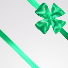 Abstract surprice background with bow