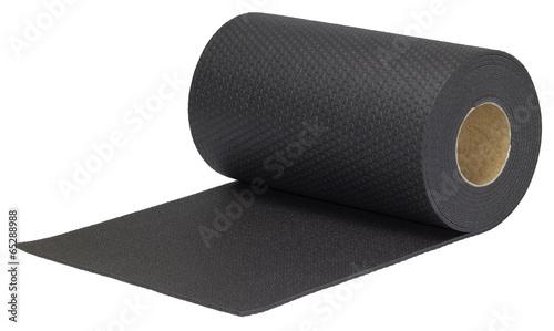canvas print picture rubber mat