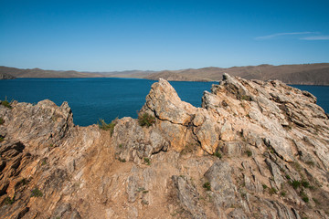 Landscape, Baikal, Russia