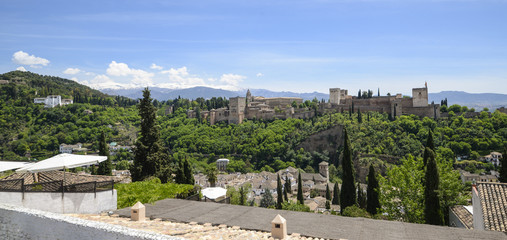 Alhambra panorámica 4