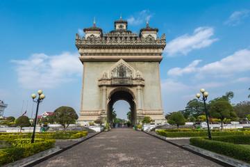 Patuxai, the Victory Gate