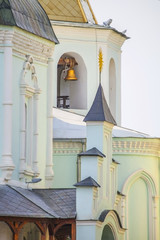 Detail of church in Kharkov.