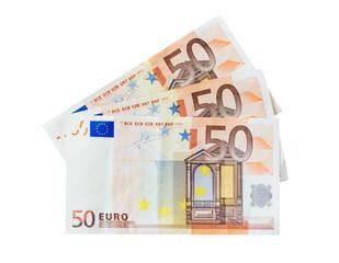 50 Euro Fächer (150 €)