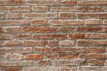 Texture di muratura di mattoni