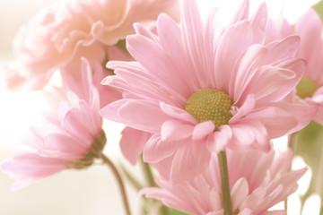 Soft tone floral bouquet