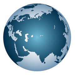 Asya Kıtası  ( versiyon 1 )