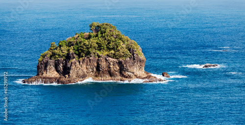 canvas print picture Robinson's Lonley Island