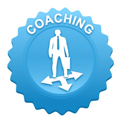 coaching sur bouton web denté