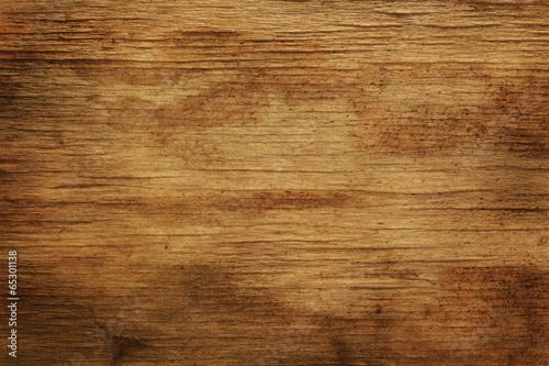 Leinwandbild Motiv Dark wood background