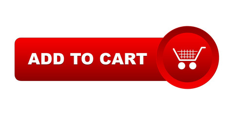 """ADD TO CART"" Button (e-shopping order buy now my basket icon)"