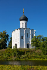 Church of Intercession upon Nerl River. Bogolubovo