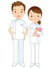 看護師 介護士