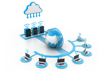 Secure cloud computing